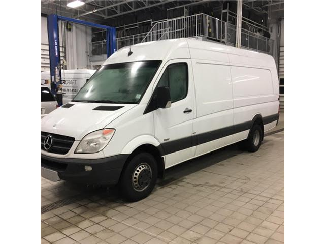 2012 Mercedes-Benz Sprinter-Class High Roof (Stk: 308542) in Burlington - Image 2 of 5