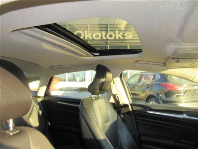 2017 Ford Fusion Titanium (Stk: 8391) in Okotoks - Image 11 of 20