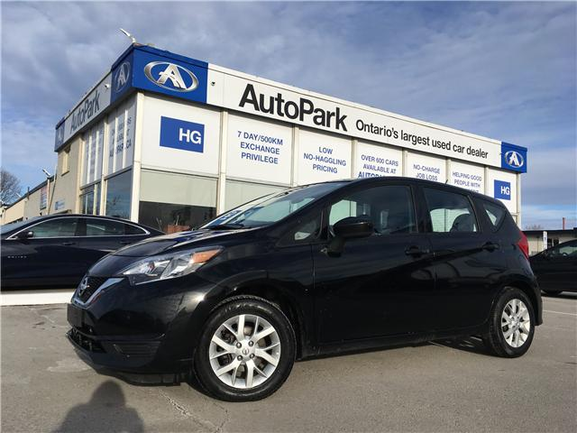 2017 Nissan Versa Note 1.6 SV (Stk: 17-56298) in Brampton - Image 1 of 20