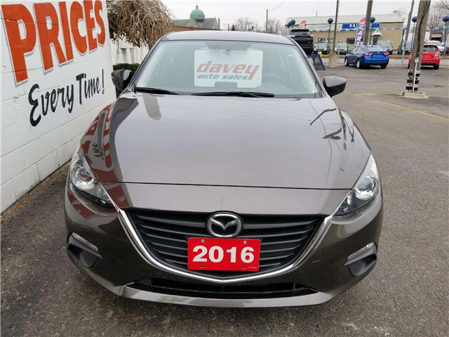 2016 Mazda Mazda3 GS (Stk: 19-026) in Oshawa - Image 2 of 16