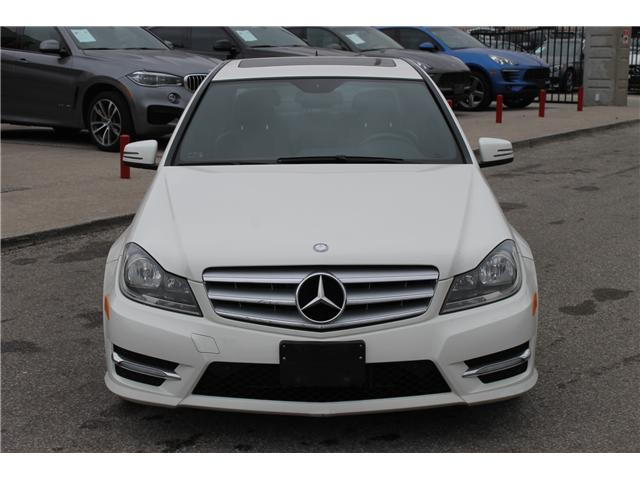 2012 Mercedes-Benz C-Class  (Stk: 16633) in Toronto - Image 2 of 23