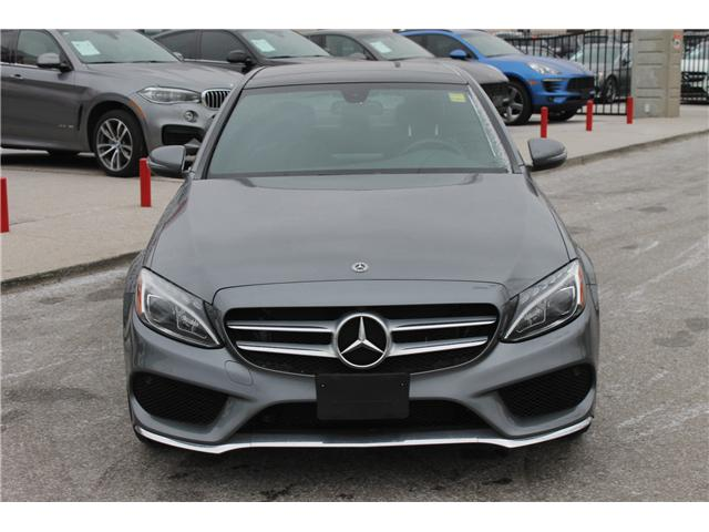 2018 Mercedes-Benz C-Class  (Stk: 18301) in Toronto - Image 2 of 23