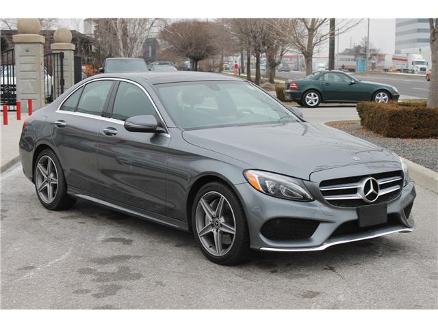 2018 Mercedes-Benz C-Class  (Stk: 18301) in Toronto - Image 3 of 23