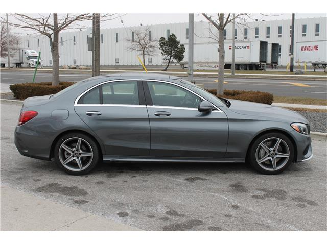 2018 Mercedes-Benz C-Class  (Stk: 18301) in Toronto - Image 4 of 23