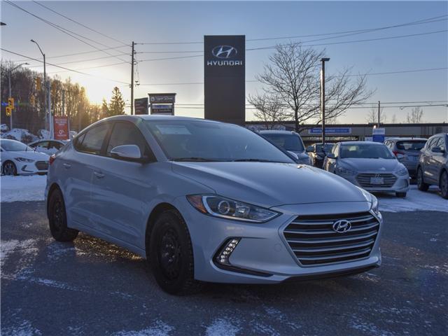 2017 Hyundai Elantra GLS (Stk: R86329A) in Ottawa - Image 1 of 11