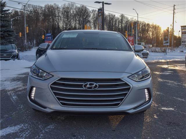 2017 Hyundai Elantra GLS (Stk: R86329A) in Ottawa - Image 2 of 11