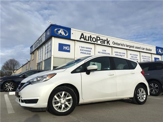 2017 Nissan Versa Note 1.6 SV (Stk: 17-56714) in Brampton - Image 1 of 25