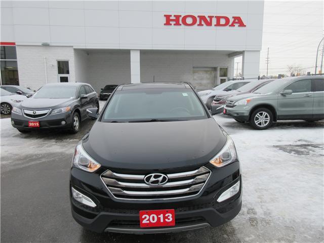 2013 Hyundai Santa Fe Sport 2.0T Limited (Stk: 26514A) in Ottawa - Image 2 of 9