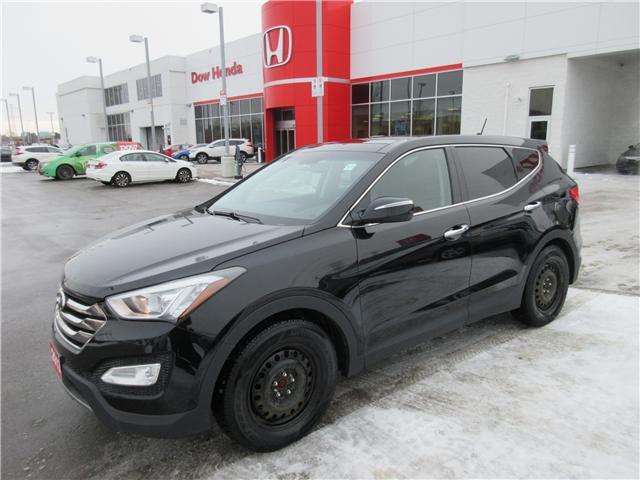 2013 Hyundai Santa Fe Sport 2.0T Limited (Stk: 26514A) in Ottawa - Image 1 of 9