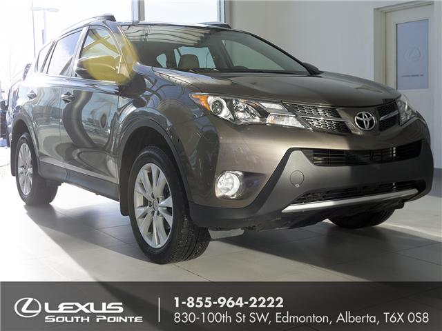 2013 Toyota RAV4 Limited (Stk: L900245A) in Edmonton - Image 1 of 20