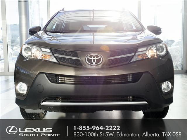 2013 Toyota RAV4 Limited (Stk: L900245A) in Edmonton - Image 2 of 20