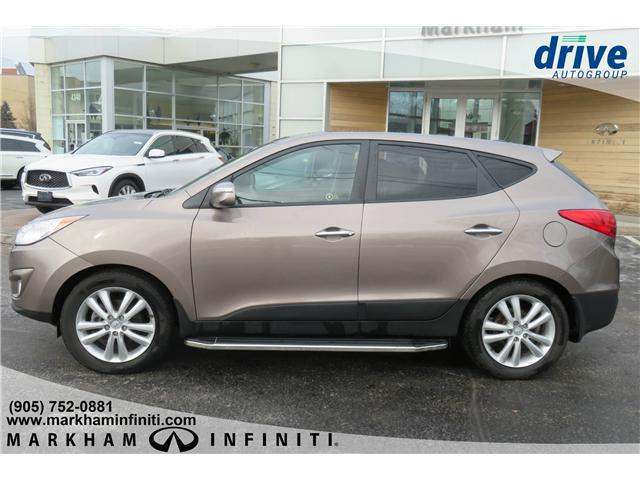 2012 Hyundai Tucson Limited (Stk: K168A) in Markham - Image 2 of 25