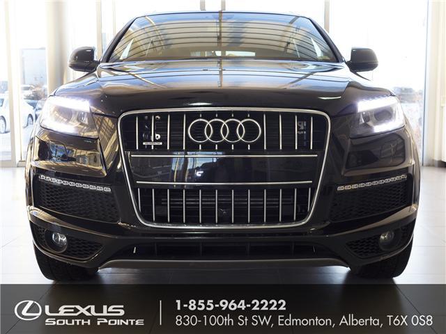 2015 Audi Q7 3.0T Sport (Stk: L9D0191A) in Edmonton - Image 2 of 22