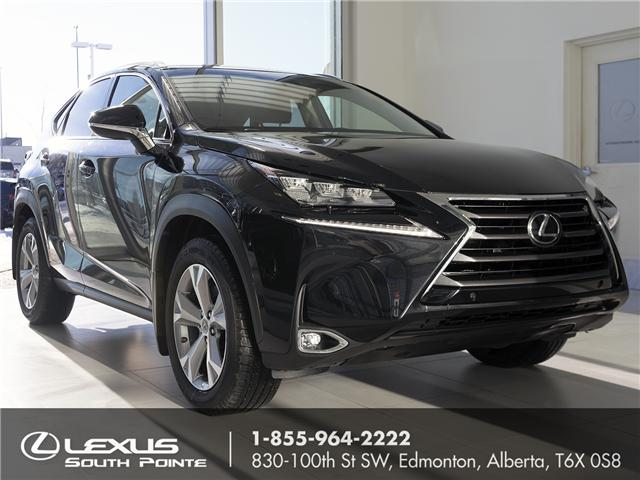 2017 Lexus NX 200t Base (Stk: L900014A) in Edmonton - Image 1 of 22