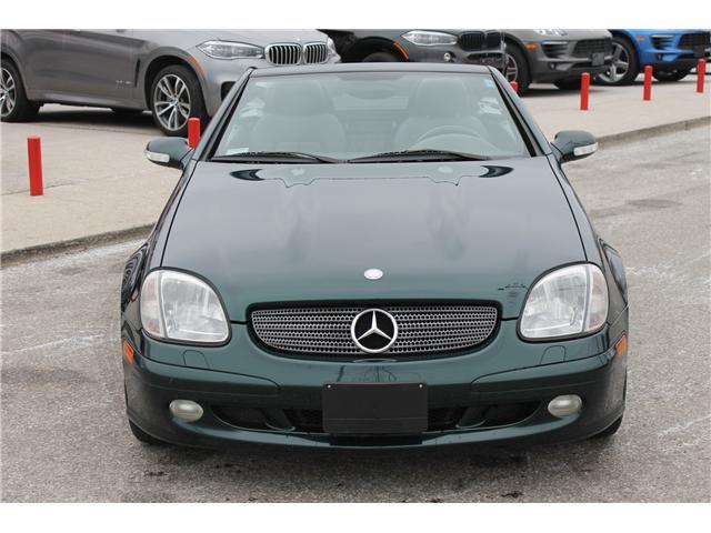 2003 Mercedes-Benz SLK-Class  (Stk: 16632) in Toronto - Image 2 of 23