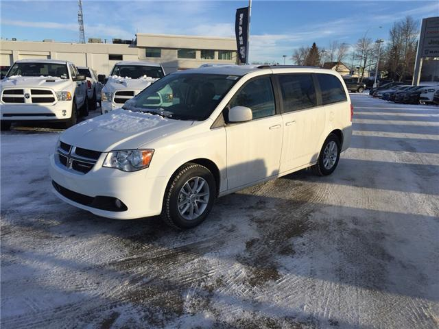 2019 Dodge Grand Caravan CVP/SXT (Stk: 19GC2379) in Devon - Image 1 of 16
