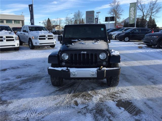 2015 Jeep Wrangler Unlimited Sahara (Stk: 18R15710A) in Devon - Image 2 of 13