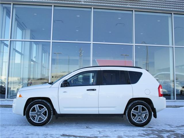 2009 Jeep Compass Sport/North (Stk: 1804692) in Regina - Image 2 of 21