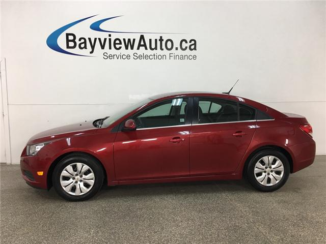 2014 Chevrolet Cruze 1LT (Stk: 33860J) in Belleville - Image 1 of 20