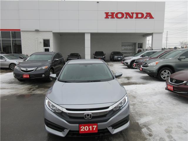 2017 Honda Civic LX (Stk: VA3317) in Ottawa - Image 2 of 10