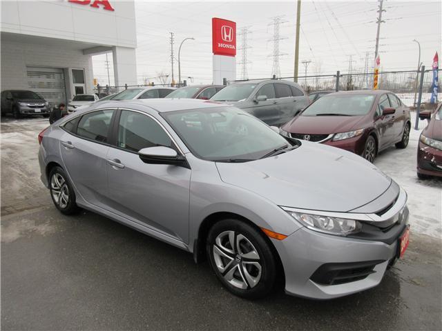 2017 Honda Civic LX (Stk: VA3317) in Ottawa - Image 1 of 10