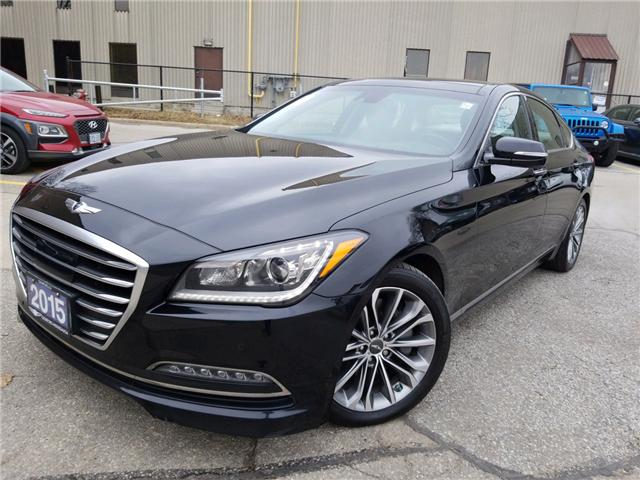2015 Hyundai Genesis 3.8 Technology (Stk: 39060a) in Mississauga - Image 1 of 26