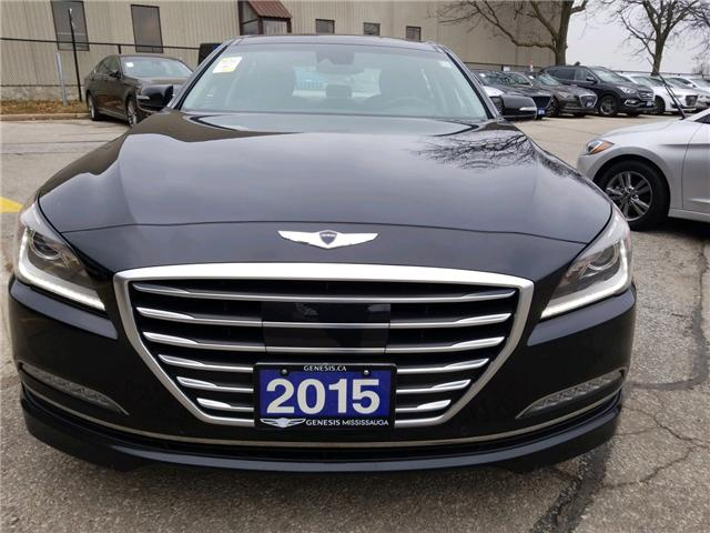 2015 Hyundai Genesis 3.8 Technology (Stk: 39060a) in Mississauga - Image 2 of 26