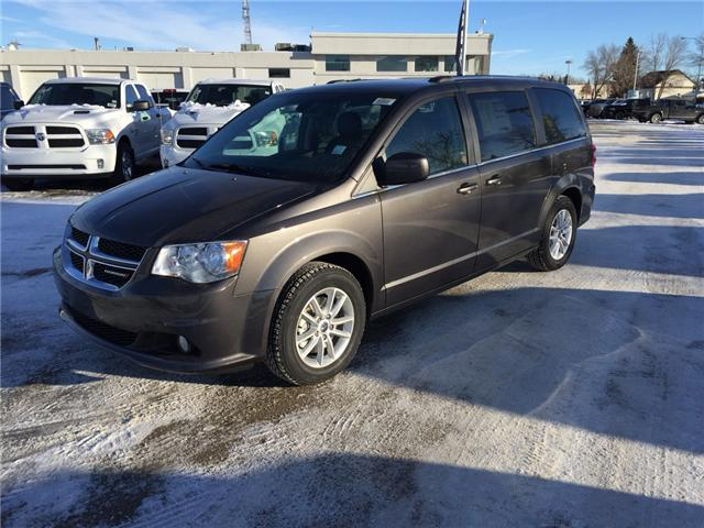 2019 Dodge Grand Caravan CVP/SXT (Stk: 19GC8750) in Devon - Image 1 of 16