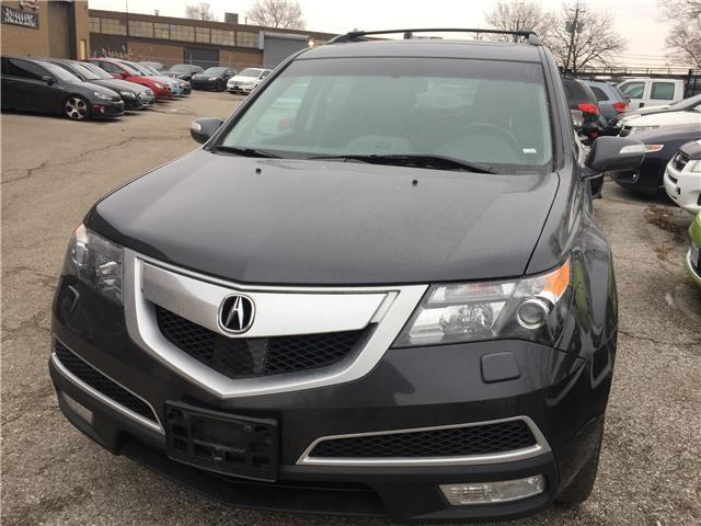 2013 Acura MDX Elite Package (Stk: C5515) in North York - Image 1 of 5