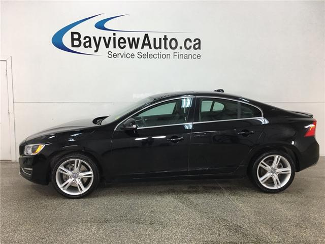 2016 Volvo S60 T5 Special Edition Premier (Stk: 34112W) in Belleville - Image 1 of 25
