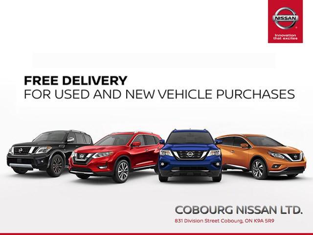 2018 Nissan Murano SL (Stk: JN104244) in Cobourg - Image 2 of 38