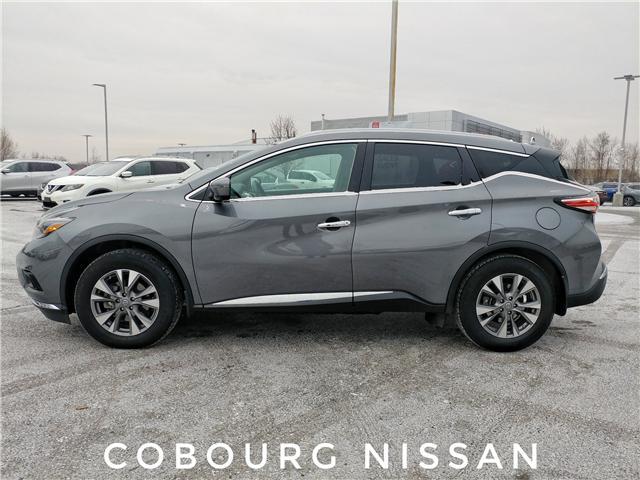 2018 Nissan Murano SL (Stk: JN104244) in Cobourg - Image 4 of 38