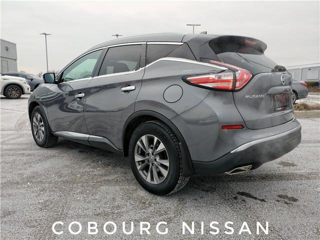 2018 Nissan Murano SL (Stk: JN104244) in Cobourg - Image 5 of 38