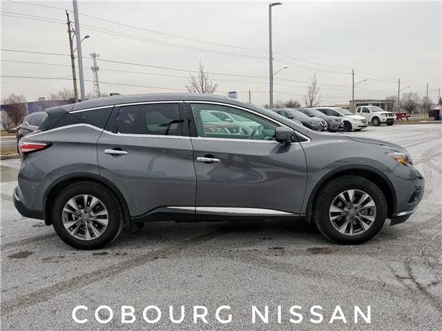 2018 Nissan Murano SL (Stk: JN104244) in Cobourg - Image 8 of 38