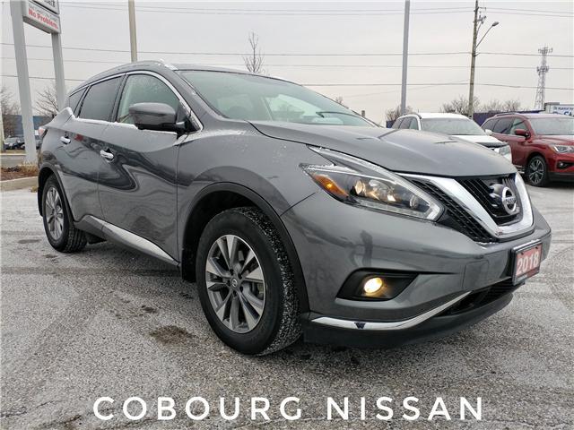 2018 Nissan Murano SL (Stk: JN104244) in Cobourg - Image 9 of 38