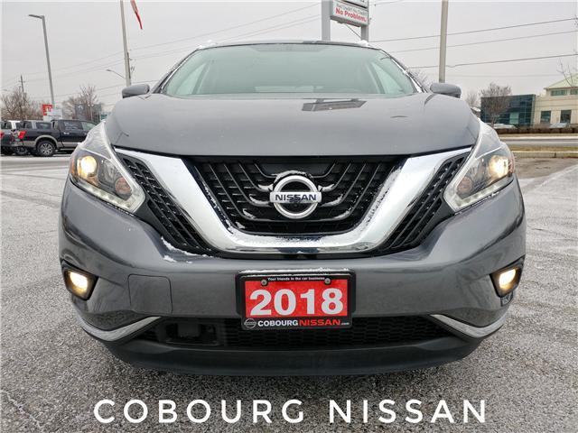 2018 Nissan Murano SL (Stk: JN104244) in Cobourg - Image 10 of 38