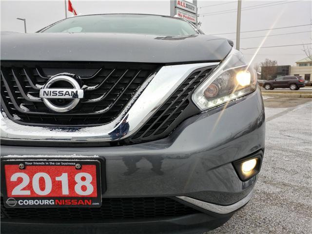 2018 Nissan Murano SL (Stk: JN104244) in Cobourg - Image 12 of 38