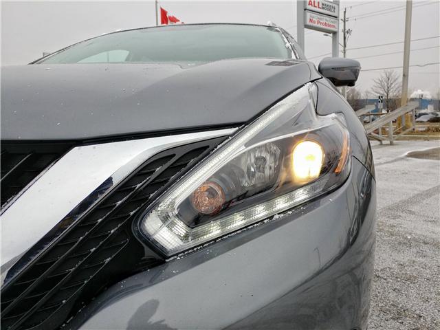 2018 Nissan Murano SL (Stk: JN104244) in Cobourg - Image 13 of 38