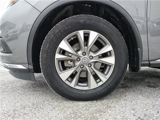 2018 Nissan Murano SL (Stk: JN104244) in Cobourg - Image 14 of 38
