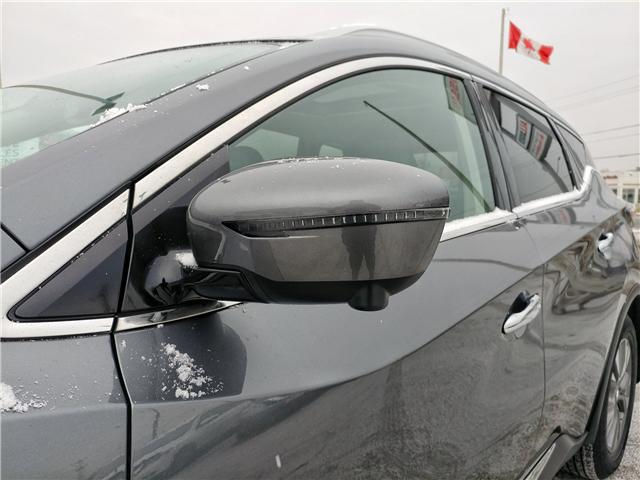 2018 Nissan Murano SL (Stk: JN104244) in Cobourg - Image 15 of 38