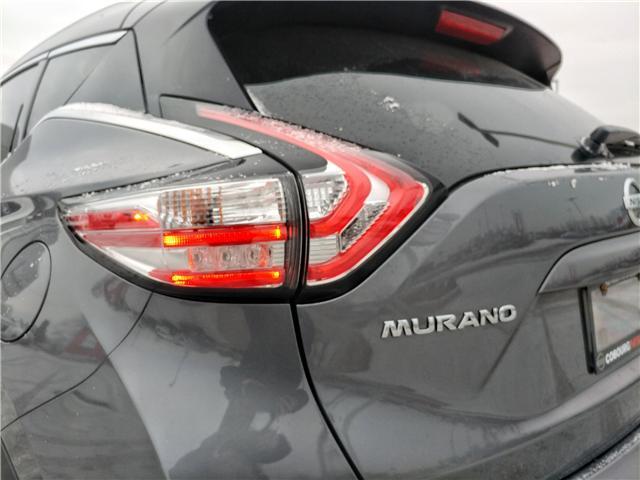 2018 Nissan Murano SL (Stk: JN104244) in Cobourg - Image 16 of 38