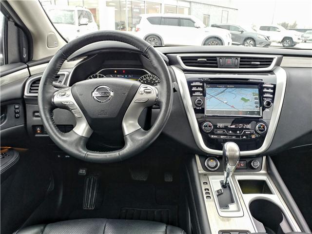 2018 Nissan Murano SL (Stk: JN104244) in Cobourg - Image 23 of 38