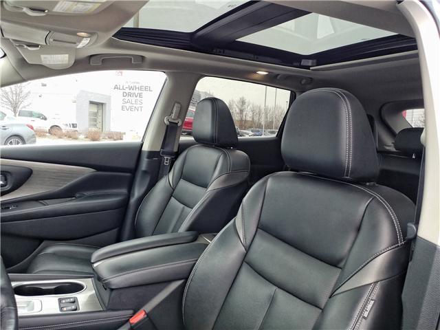 2018 Nissan Murano SL (Stk: JN104244) in Cobourg - Image 19 of 38