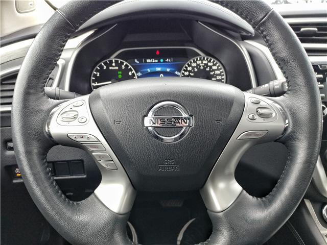 2018 Nissan Murano SL (Stk: JN104244) in Cobourg - Image 26 of 38