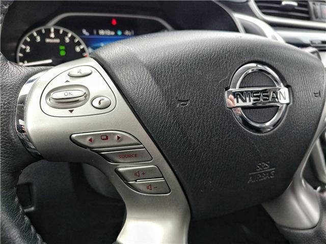 2018 Nissan Murano SL (Stk: JN104244) in Cobourg - Image 27 of 38