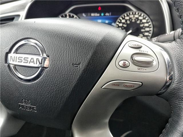 2018 Nissan Murano SL (Stk: JN104244) in Cobourg - Image 28 of 38