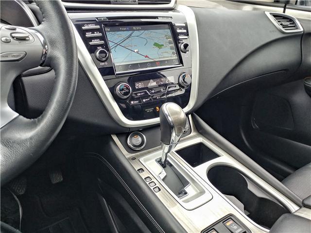 2018 Nissan Murano SL (Stk: JN104244) in Cobourg - Image 30 of 38