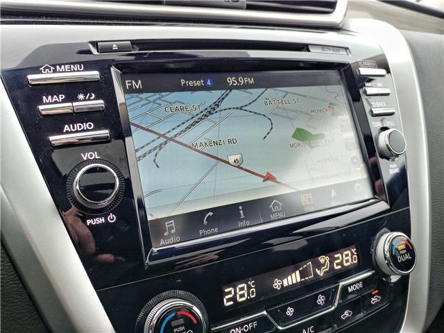 2018 Nissan Murano SL (Stk: JN104244) in Cobourg - Image 31 of 38