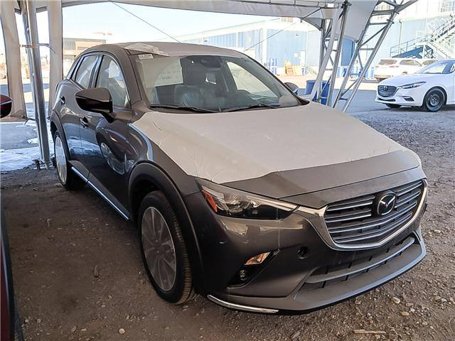 2019 Mazda CX-3 GT (Stk: H1458) in Calgary - Image 1 of 1