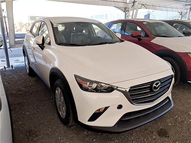 2019 Mazda CX-3 GS (Stk: H1563) in Calgary - Image 1 of 1